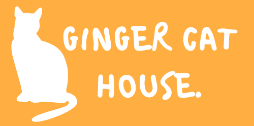 Ginger Cat House